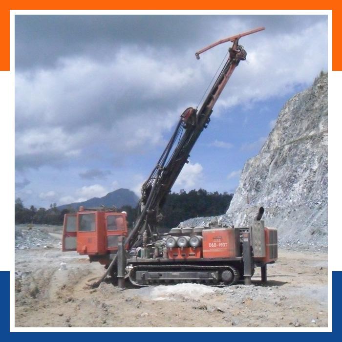 Grade-Control-Drilling